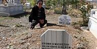 Kelkit sevdalısı Ebe ölmeden mezarını...