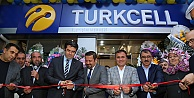 Koca İletişim Turkcell İletişim Merkezi açıldı