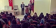 Üniversite öğrencilerine denetimli serbestlik sistemi anlatıldı