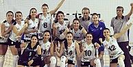 Gümüş Kızlar seriye bağladı: 3-0