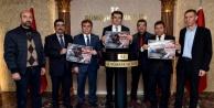 'Gümüşhaneden Halepe yol açın kampanyası başladı