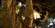 Karaca Mağarası rekor ziyaretçiyle sezonu kapattı
