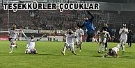 Karadeniz derbisi Gümüş#039;ün: 2-1