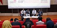 Sineması olmayan şehirde belgesel film galası yapıldı