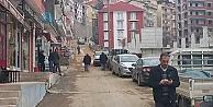 Kıbrıs Çarşısı yolu ulaşıma açıldı