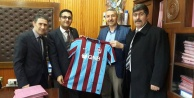 Torul Trabzonspor derneğinden Cumhuriyet...