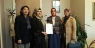 AK Parti Torul İlçe Kadın Kolları Başkanlığına yeni atama