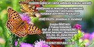 Gümüşhane kelebekleri Trabzonda konuşulacak