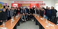 MHP referandum startını verdi
