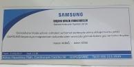 Samsung Gümüşhane açılıyor