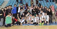 Dumlupınar ortaokulu Türkiye kupasında
