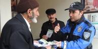 İlçelerdeki vatandaşlar suç çeşitlerine karşı bilgilendirildi