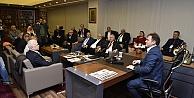 KARKON#039;dan Başkan Çimen#039;e ziyaret
