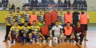 Kelkitte Futsal Salon turnuvası düzenlendi