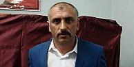 Torulda MHP İlçe Başkanlığına Temel Özcan seçildi