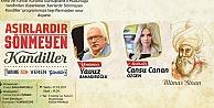 Yavuz Bahadıroğlu ve Cansu Canan Özgen Mimar Sinanı anlatacak