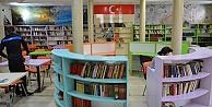 Çalık'tan Gümüşhane Lisesi kütüphanesine...
