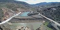 Kelkit Sütveren barajı ile 12 bin 800 dekar zirai alan sulanacak