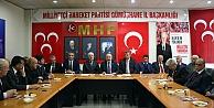 MHP Milletvekilleri Gümüşhanede