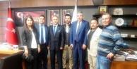 GİADdan Pektaş ve Türkiye Kalkınma Vakfına ziyaret