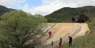 Gümüşhanenin Pamukkalesinde 'Ayazma şenliği yapıldı