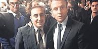 Macron#039;un Ekibindeki Gümüşhaneli!