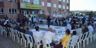 GÜMÜŞ-DERden iftar programı