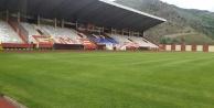 Gümüşhane Yenişehir stadı yeni sezona hazırlanıyor