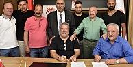 Levent Eriş Gümüşhanesporun yeni teknik direktörü oldu