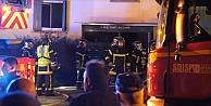 Fransadaki Ateş Gümüşhaneye Düştü