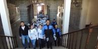 Gümüşhaneli öğrenciler Erzurumu gezdi