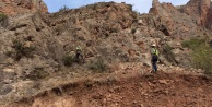 Gümüşhanenin köy yollarındaki tehlikeler bertaraf ediliyor