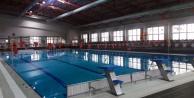 Yüzme havuzu Salı günü faaliyete geçiyor