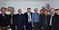 AK Partiden Necmettin Öğretmenin ailesine 24 Kasım ziyareti