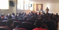 Yükümlülere 'Sabır' semineri