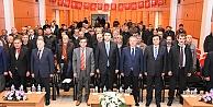 Demokrat Parti Genel Başkanı Gültekin Uysal Gümüşhanede