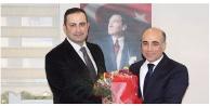 Erzincan'a Gümüşhaneli Sağlık Müdürü
