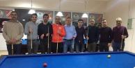 3 Bant Bilardo İl Şampiyonası başladı