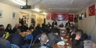 Belediye Başkanı Ercan Çimen İngiltere#039;de