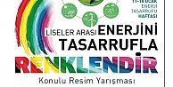 Çoruh EDAŞtan 'Enerji Tasarrufu konulu resim yarışması