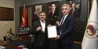Gümüşhane Belediyesi yeni mezbahanenin ruhsatını aldı