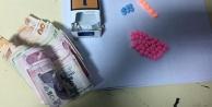 Gümüşhanede uyuşturucu operasyonu