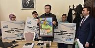 Gümüşhanede Enerji tasarrufu konulu resim yarışması sonuçlandı