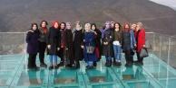 Torul Kalesinde soğuk, yağış kar etmiyor