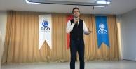Türkiye hafıza şampiyonu Gümüşhanede