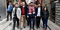 CHP Gençlik Kolları Genel Başkanı Emre Yılmaz Gümüşhanede