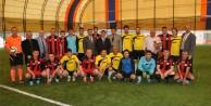 6. Kurumlararası Halı Saha Futbol Turnuvası başladı
