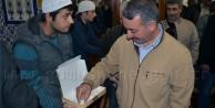 AGD Camiler ve Din Görevlileri Haftasını Kutladı