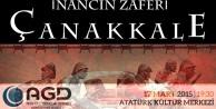 AGD, Çanakkale Şehitlerini anacak