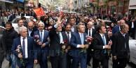 AK Parti Gümüşhanede adaylarını tanıttı